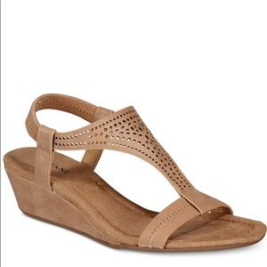 Alfani Rose Gold Sandal